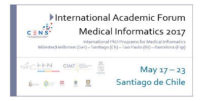INTERNATIONAL ACADEMIC FORUM MEDICAL INFORMATICS 2017