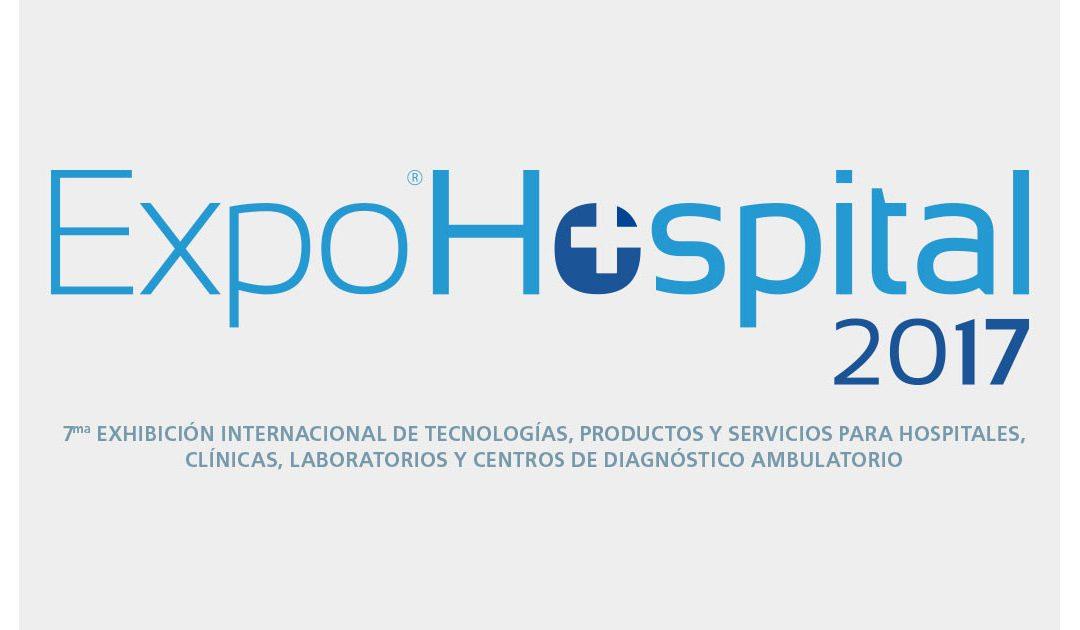 EXPOHOSPITAL 2017: PARTICIPACION DEL MAGISTER INTERNACIONAL EN INFORMÁTICA MÉDICA