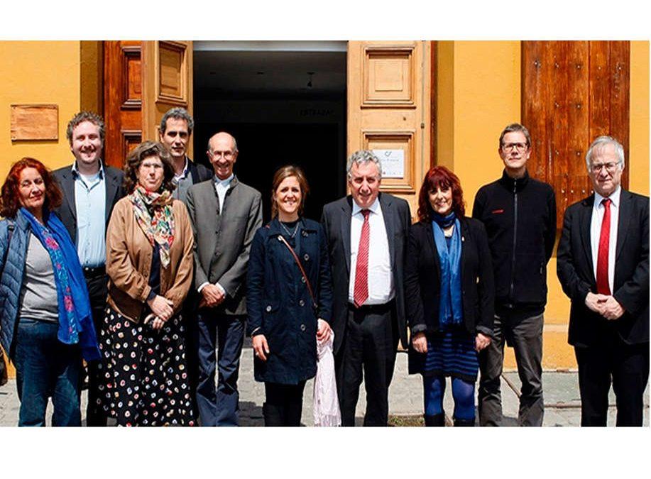 CIENTÍFICOS DE CHILE Y FRANCIA COMPARTIERON PERSPECTIVAS Y DESAFÍOS SOBRE ENFERMEDADES ASOCIADAS AL ENVEJECIMIENTO