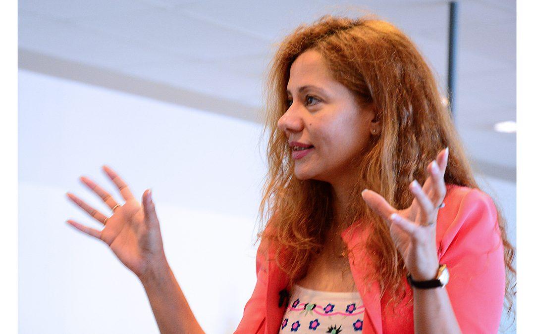 DRA. FLAVIA GUIÑAZÚ REALIZA UNA ESTADÍA DE INVESTIGACIÓN EN SCIAN, CIMT Y BNI ENTRE NOVIEMBRE 2017 Y ENERO 2018