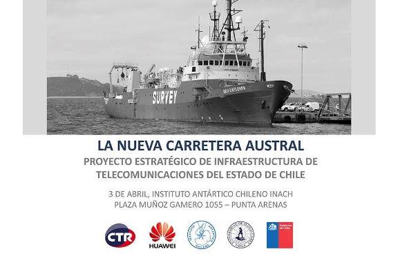 NUEVA CARRETERA AUSTRAL DE CHILE