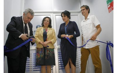 SE INAUGURA MODERNA SALA DE TELEMEDICINA EN EL HCUCH
