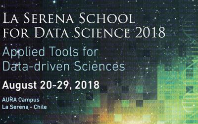 LA SERENA SCHOOL FOR DATA SCIENCE 2018