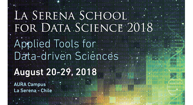 LA SERENA SCHOOL FOR DATA SCIENCE 2018