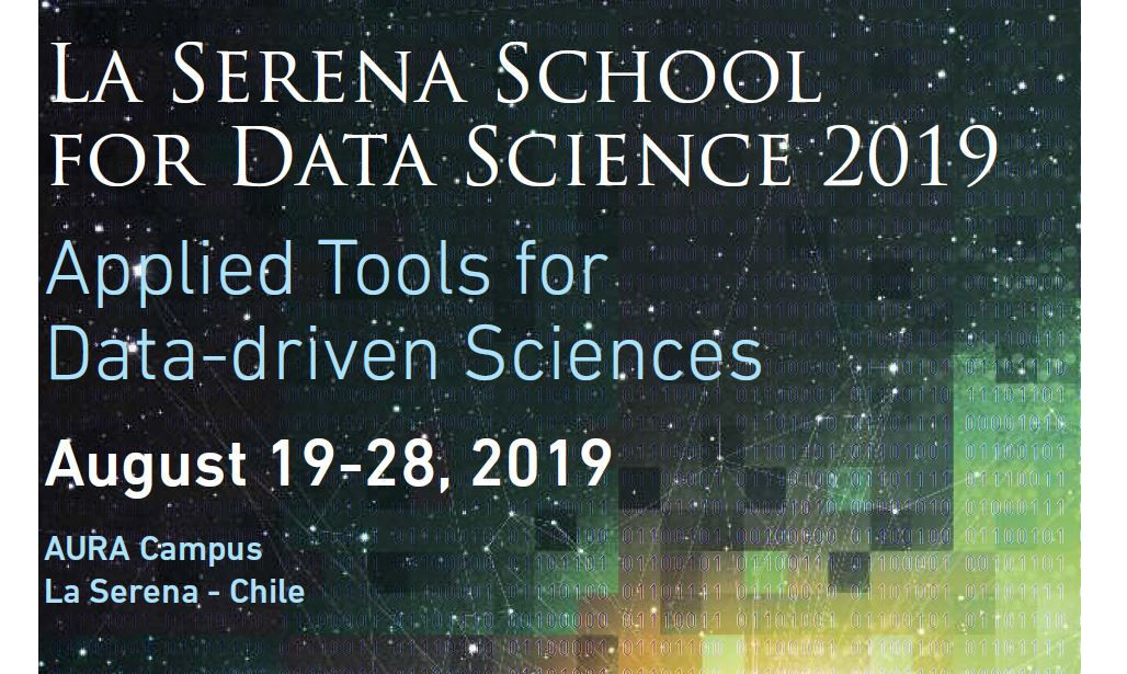 LA SERENA SCHOOL FOR DATA SCIENCE 2019
