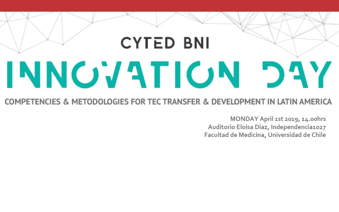 CYTED BNI – INNOVATION DAY