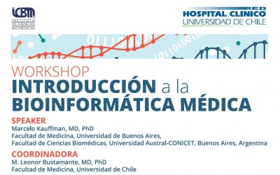WORKSHOP: INTRODUCCIÓN A LA BIOINFORMÁTICA MÉDICA