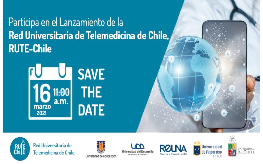 LANZAMIENTO DE RED UNIVERSITARIA DE TELEMEDICINA DE CHILE RUTE-CHILE