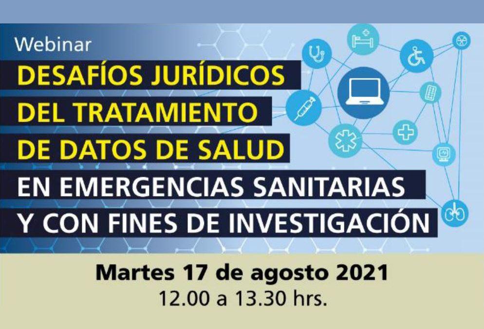DESAFÍOS JURÍDICOS DEL TRATAMIENTO DE DATOS DE SALUD